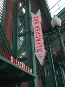 The Bleacher Bar